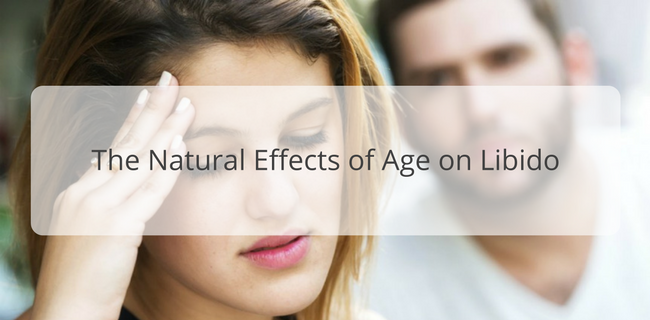 Natural Effects of Age on Libido